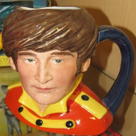 Royal Doulton John Sinclair D6797 Beatles Toby Jug
