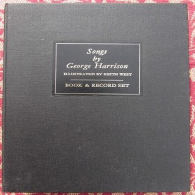 Songs By George Harrison Volume I Signed Rare Review Copy CXXXX